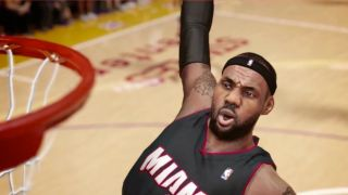 LeBron dunks on Messi and Madden as NBA 2K14 takes top next-gen crown