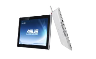 The Asus Eee Slate is the only Windows 7 tablet of the bunch