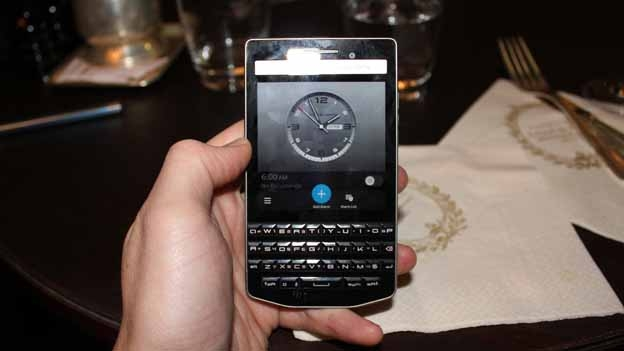 Porsche Design BlackBerry P'9983 review: Hands-on | T3