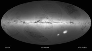 The European Space Agency's new map of the galaxy is 1,000 times more detailed