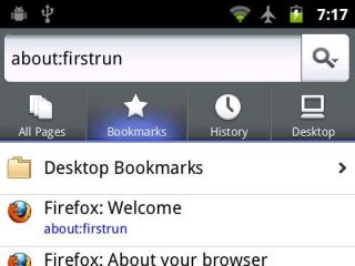 Firefox 4 for Android