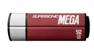 best usb drives - Patriot Supersonic Mega