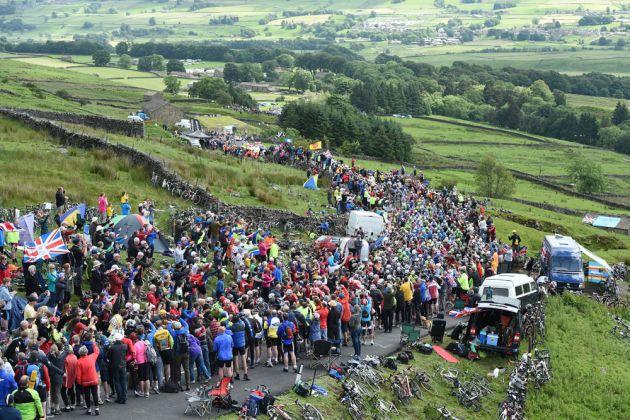 Tour de France 2014, stage one