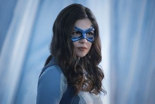 Nicole Maines as Dreamer in Supergirl
