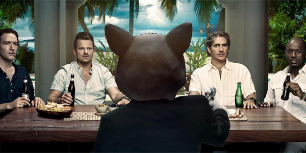 Mad Dogs Ending Series