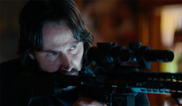 John Wick Chapter 2 Keanu Reeves