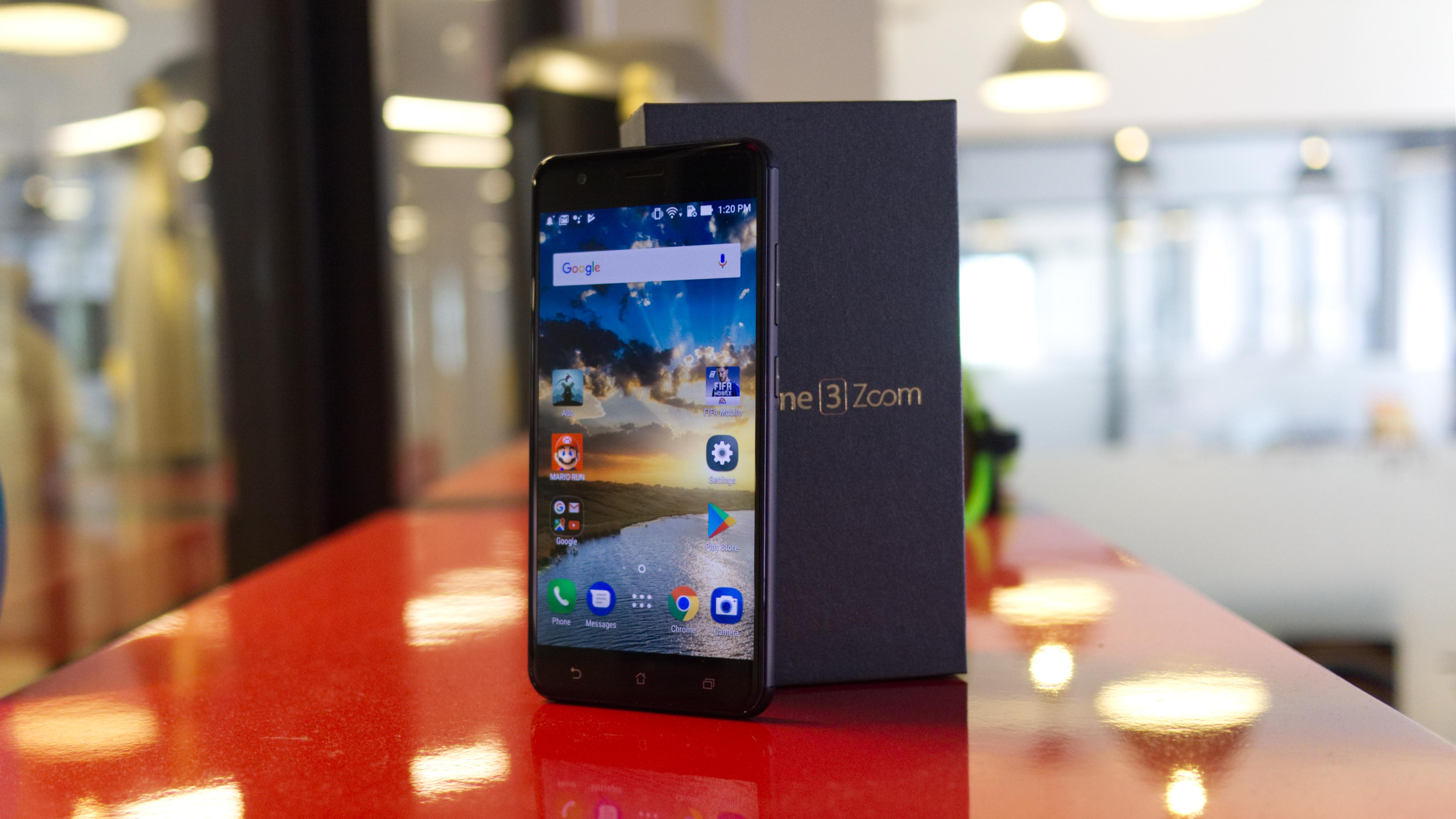 Asus Zenfone 3 Zoom Techradar 32gb