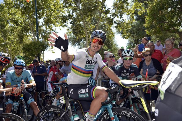 Peter Sagan: 'For me cycling is a boring sport, and as a fan I only watch the last five kilometres'
