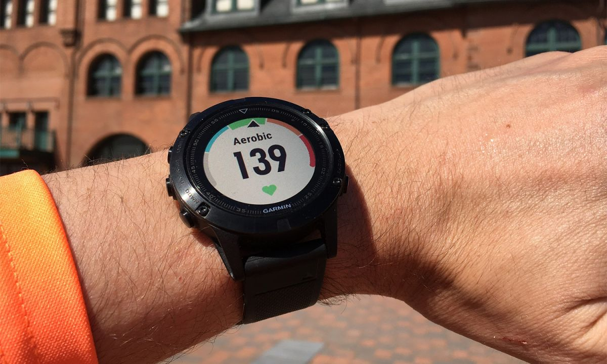Garmin Fenix 5 Review: The Best Outdoor GPS Watch | Tom's Guide