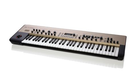 The KingKORG is the ideal instrument to mark Korg's 50th anniversary, drawing influence from its classic synths