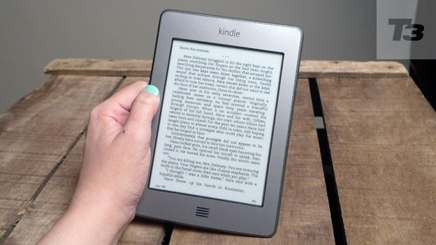 Kindle Vs Sony Reader: Amazon Kindle Touch Review