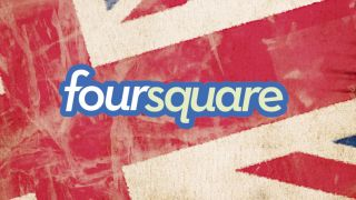 Foursquare - we've not lost impetus in the UK