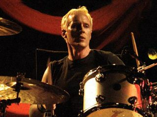 Daddy Day Care drummer Josh Freese