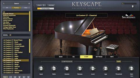 Spectrasonics Keyscape | MusicRadar
