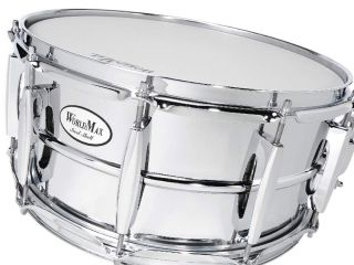 Worldmax metal shell snare a veritable bargain