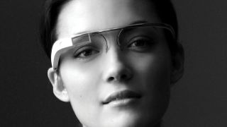 Google Glass promo shot