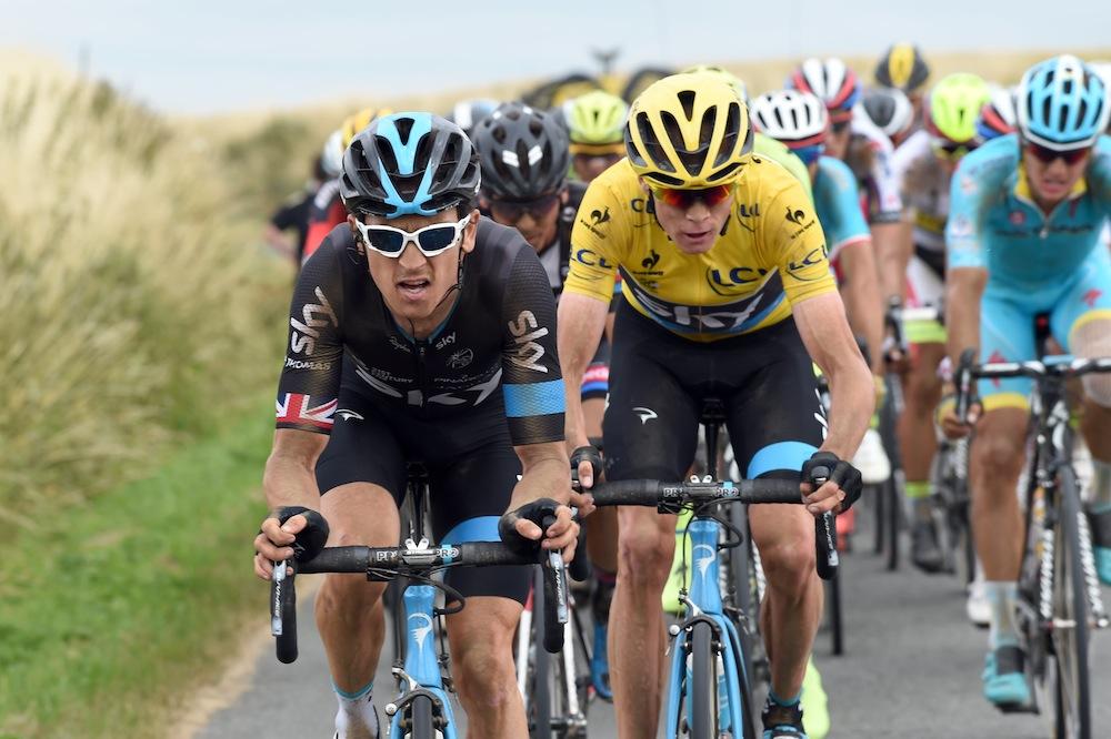 Geraint Thomas Tour De France