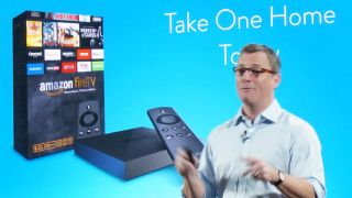 Amazon Fire TV introduction