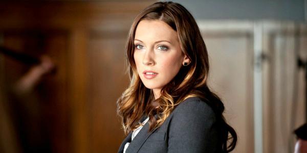Katie Cassidy as Laurel Lance in Arrow