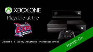 Xbox One at EB Expo