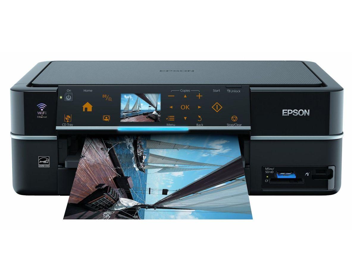 Epson Stylus Photo Px720wd Review Techradar