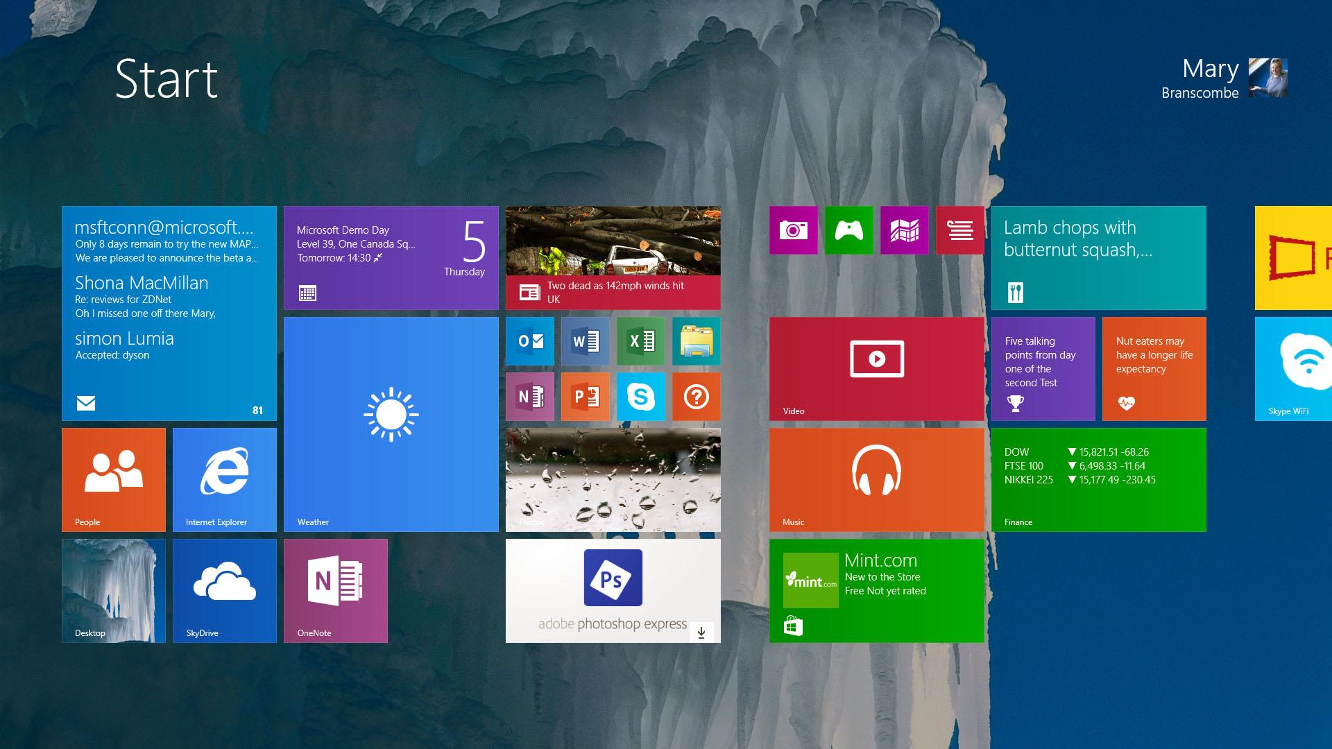 Windows 9 beta download free.