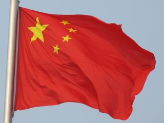 Nice flag shame about the gadgets China is the slowest country to adopt new tech