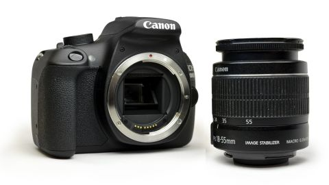 Canon 1200D review