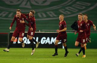 Celtic v Sparta Prague – UEFA Europa League – Group H – Celtic Park