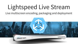 Telestream LightSpeed Live C4