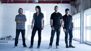 Rock band Alter Bridge