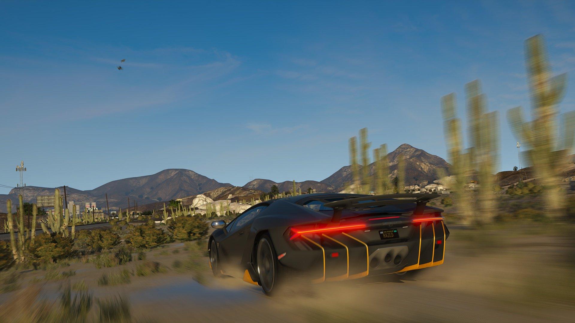 GTA 5 NaturalVision Remastered overhaul mod is stunning | PC