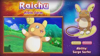 Pokemon Go Alola form Pokemon coming summer 2018 | GamesRadar+