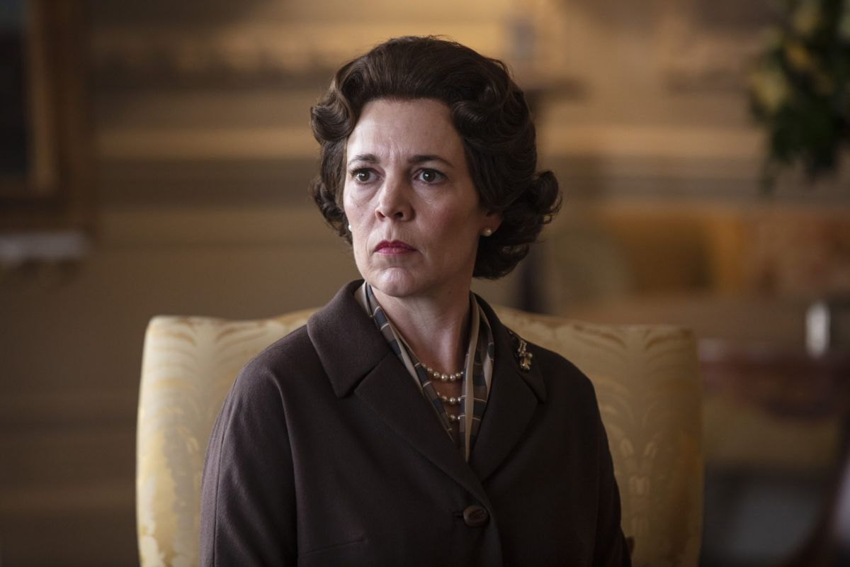 This scene was cut from series four of The Crown after being branded 'too insensitive'