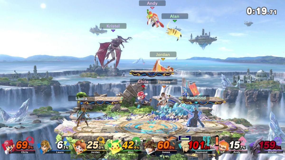 5 Tips for Dominating in Super Smash Bros  Ultimate | Tom's