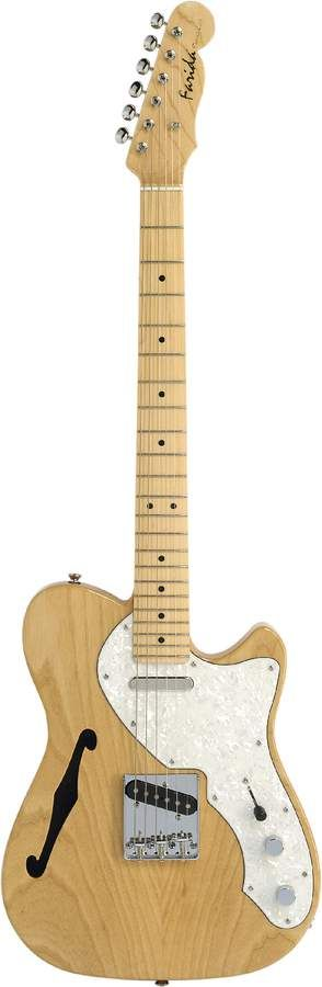 The Tequila Club 32N: not just a Tele lookalike!