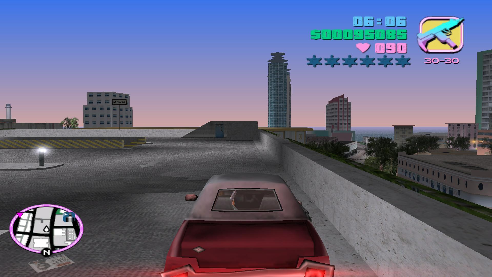Grand Theft Auto: Vice City unique jumps location guide | GamesRadar+