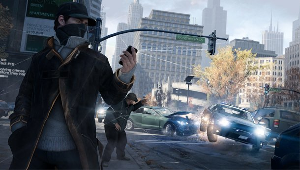 Watch Dogs' pricey limited edition unveiled; game won't require internet connectivity
