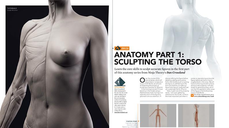 Mastering The Art Of Anatomy Creative Bloq