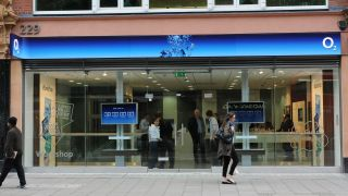 Three could be considering bid for EE or O2 as well