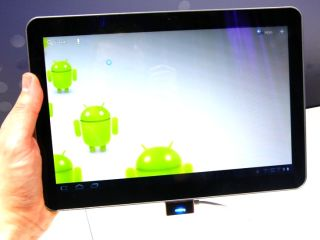 Samsung Second TV tech - coming to Samsung Galaxy Tab 10.1