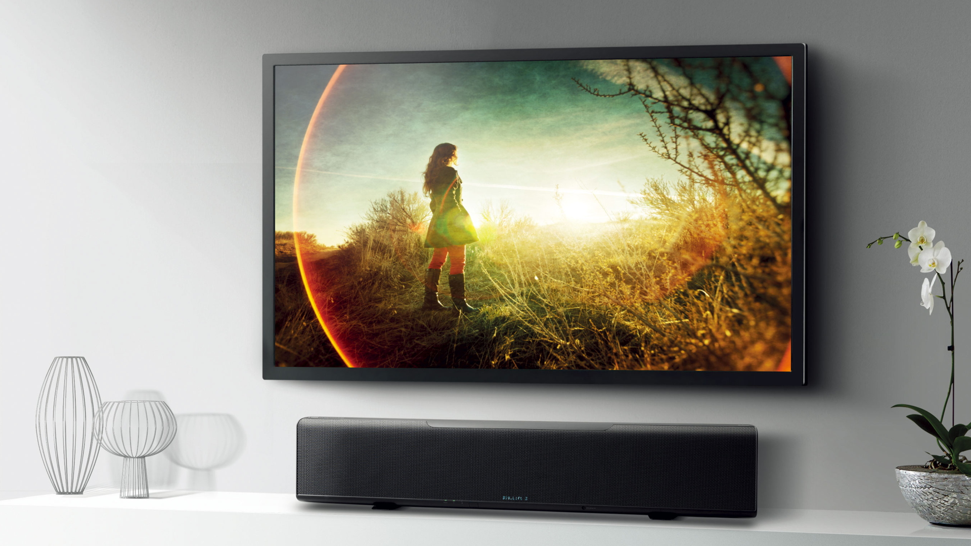 Yamaha unveils the first Dolby Atmos and DTS:X soundbar