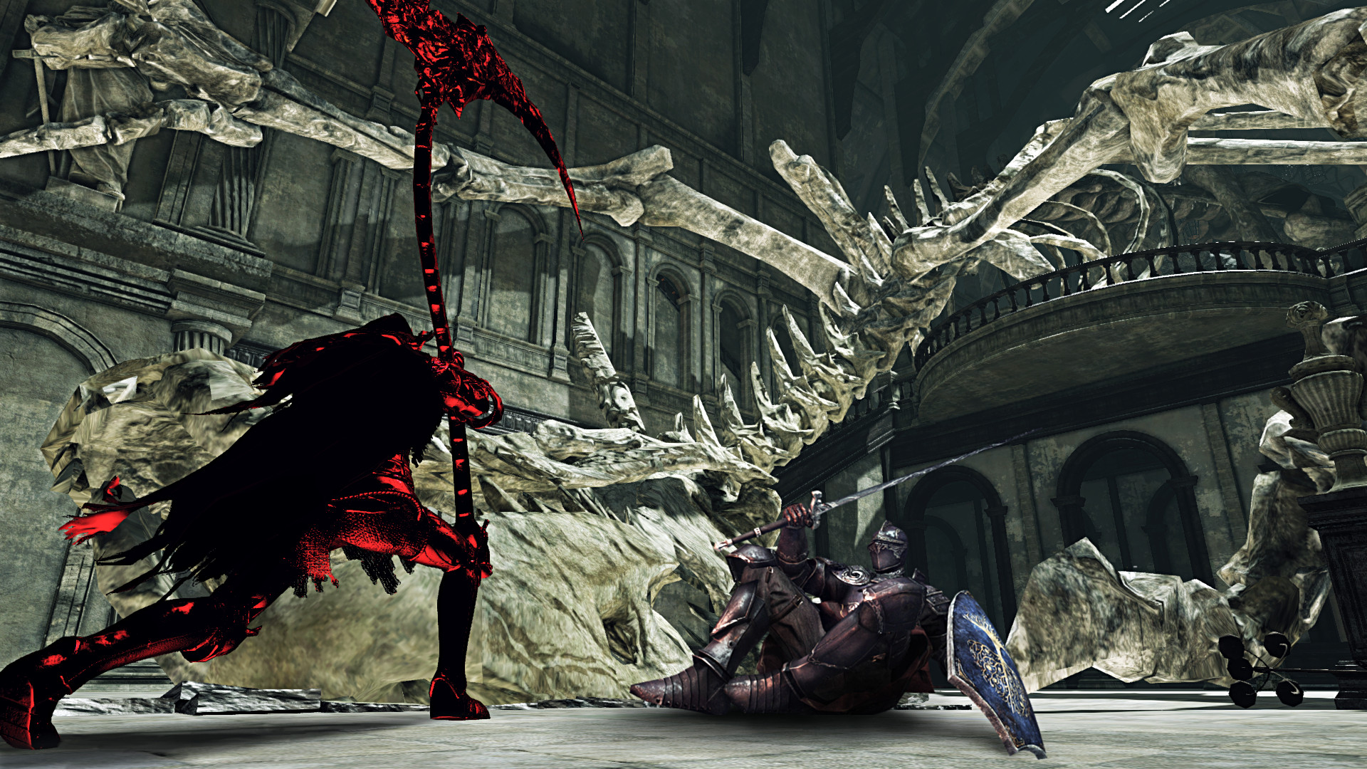 Dark Souls 2 Scholar Of The First Sin Is Out Pc Gamer