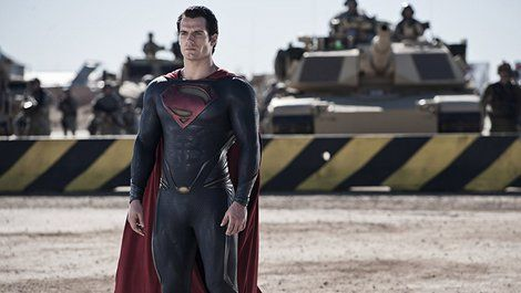 Henry Cavill says Justice League movie not imminent