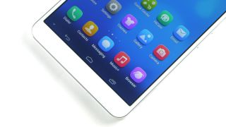 Huawei is back in the tablet game after an absence of over a year, and it's bringing 4G connectivity to the masses with its two news slates. The 8-inch MediPad M1 sports a 1280 x 800 display, 1.6GHz quad-core processor, 768MB of RAM, 8/16GB of internal storage, 4800mAh battery and Android 4.2.2 Jelly Bean - and of course 4G connectivity. Those specs are hardly blockbuster, but the MediaPad M1 will set you back about £250 (around $415, AU$460) when it goes on sale in May. The more interesting of the two tablets is the MediaPad X1, which sports the same resolution, full HD display as the Nexus 7, 1.6GHz quad-core processor, 2GB of RAM, 16GB of internal storage, 13MP rear camera, 5MP front camera, 4G support and a huge 5000mAh battery. We currently do not know the price of the MediaPad X1, and Huawei could only tell us that it'll be available in the second half of 2014. Phoning it in The Huawei Ascend G6 is a more affordable variant of the Ascend P6, sharing the same design ethos as its bigger brother. We've been told that the Ascend G6 will come in at under £200, and for that you'll get a 1.2GHz quad-core processor, 4.5-inch qHD display, 1GB of RAM, 8GB of internal storage, microSD slot and sizeable 2000mAh battery. Oh, and 4G too.