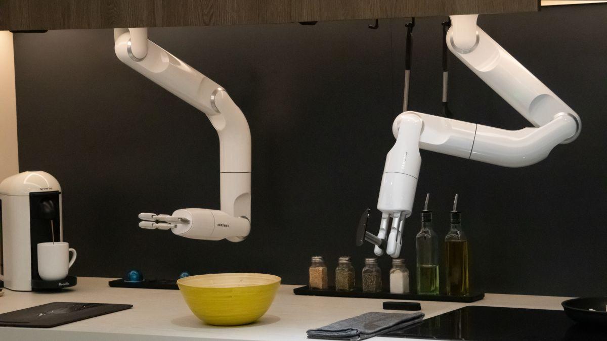 「samsung bot chef」の画像検索結果