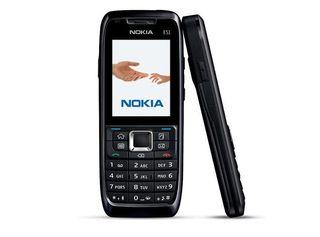 Nokia E51 side