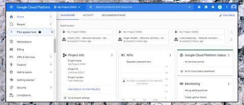 Google Cloud CDN 21:9 Hero