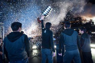 ESL 2014 IG Victory