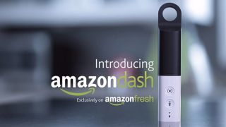 Amazon Dash is a free Wi-Fi barcode scanner for grocery shopping